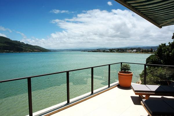 beach front accommodation in knysna